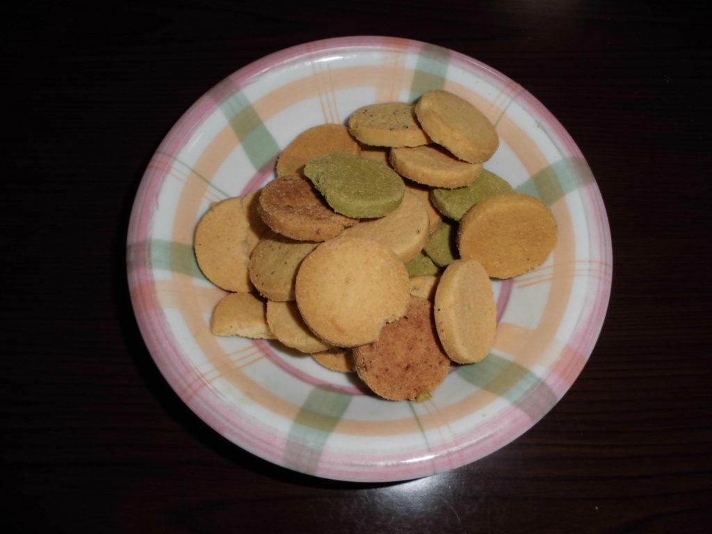 おからクッキー17